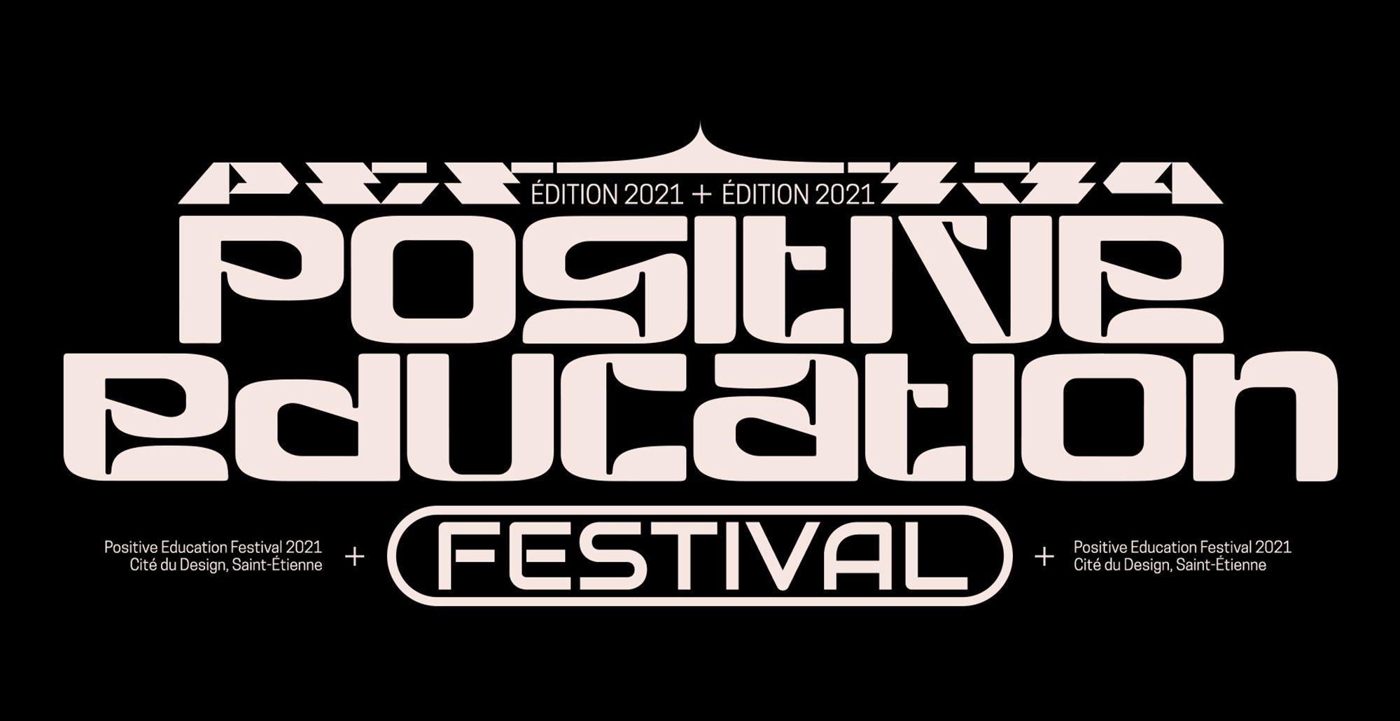 Logo Positive Education